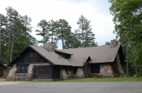 (Camp Ouachita Girl Scout Camp Historic District)